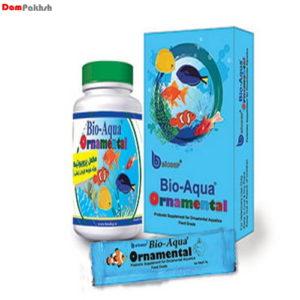 پروبیوتیک ویژه خوراک آبزیان زینتی Bio-Aqua® Ornamental