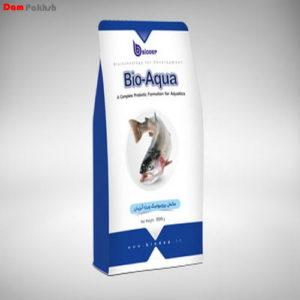 Bio-Aqua ® مکمل پروبیوتیک مخصوص آبزیان (ماهی و میگو)