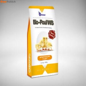 پروبیوتیک طیور Bio-Poul® WS مکمل پروبیوتیک اختصاصی محلول در آب پرندگان
