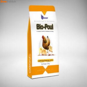 پروبیوتیک طیور ®Bio-Poul مکمل پروبیوتیک اختصاصی مخلوط در دان طیور